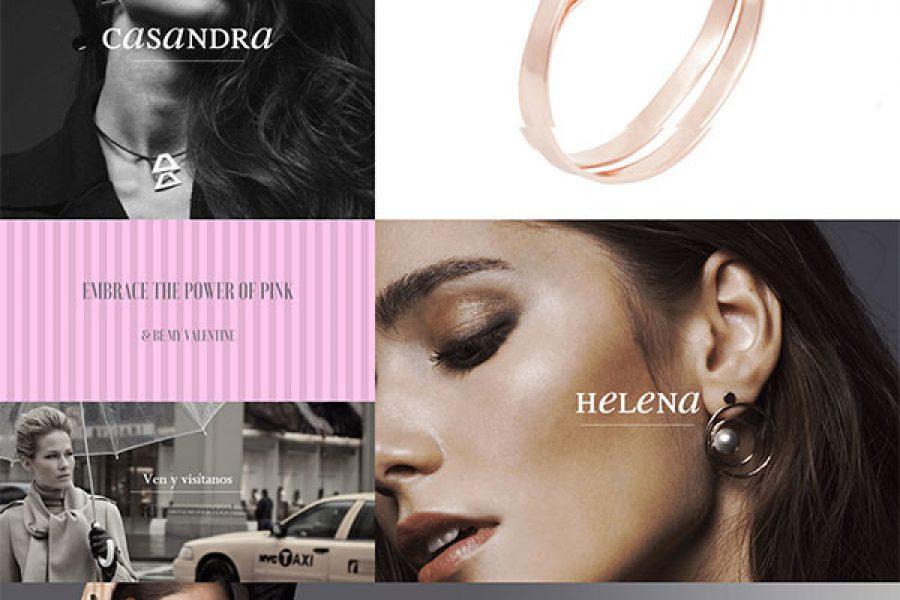 Tienda online Cata Salamanca Joyas