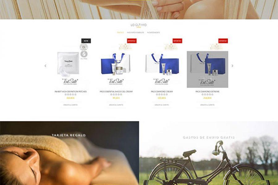 Tienda online Tout Suite